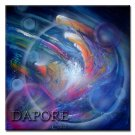 Colorful Abstract Painting- Original abstract art