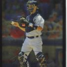 2007 Topps Chrome  #114 Jorge Posada   Yankees