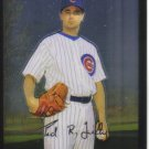 2007 Topps Chrome  #189 Ted Lilly   Cubs