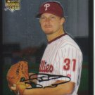 2007 Topps Chrome  #289 J.D. Durbin  RC  Phillies