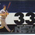 2007 Topps Chrome Generation Now  #215 Justin Morneau   Twins