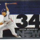 2007 Topps Chrome Generation Now  #216 Justin Morneau   Twins