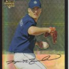 2007 Topps Chrome Refractor  #306 Ryan Feierabend  RC  Mariners