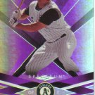2009 Upper Deck Spectrum  #32 Matt Holliday   A's