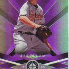 2009 Upper Deck Spectrum  #86 Eric Bedard   Mariners