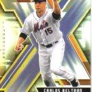 2009 Upper Deck SPx  #7 Carlos Beltran   Mets