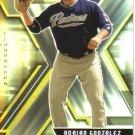 2009 Upper Deck SPx  #24 Adrian Gonzalez   Padres