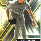 2009 Upper Deck SPx  #43 Scott Kazmir   Rays