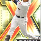 2009 Upper Deck SPx  #54 Victor Martinez   Indians