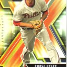 2009 Upper Deck SPx  #92 Chase Utley   Phillies