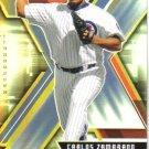 2009 Upper Deck SPx  #99 Carlos Zambrano   Cubs