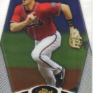 2008 Topps Finest  #94 Mark Teixeira   Braves