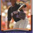 2008 Upper Deck Timeline  #4 Pedro Martinez   Mets