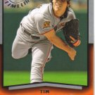 2008 Upper Deck Timeline  #21 Tim Lincecum   Giants