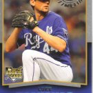 2008 Upper Deck Timeline  #60 Luke Hochevar  RC  Royals