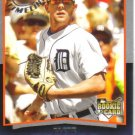2008 Upper Deck Timeline  #78 Clete Thomas  RC  Tigers