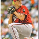 2008 Upper Deck Timeline  #123 Max Scherzer  RC  Diamondbacks
