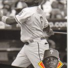 2008 Upper Deck Timeline  #170 Ryan Howard   Phillies