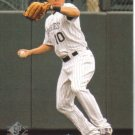 2008 Upper Deck Timeline  #193 Jeff Baker   Rockies