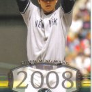 2008 Upper Deck Timeline  #278 Chien-Ming Wang   Yankees