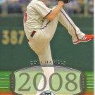 2008 Upper Deck Timeline  #284 Cole Hamels   Phillies