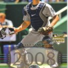 2008 Upper Deck Timeline  #298 Jeff Clement  RC  Mariners