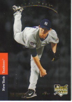 2008 Upper Deck Timeline  #316 Ian Kennedy  RC  Yankees