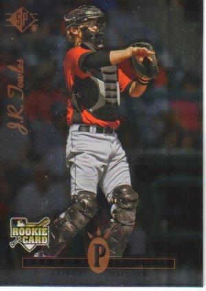 2008 Upper Deck Timeline  #345 J.R. Towles  RC  Astros
