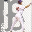 2008 Topps Co-Signers  #1  Jacoby Ellsbury  Red Sox