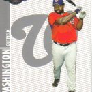 2008 Topps Co-Signers  #4 Dmitri Young   Nationals