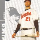 2008 Topps Co-Signers  #11 Nick Markakis   Orioles