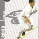 2008 Topps Co-Signers  #49 Scott Rolen   Blue Jays