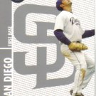 2008 Topps Co-Signers  #79 Adrian Gonzalez   Padres