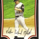 2009 Bowman  #19 Nate McLouth   Pirates