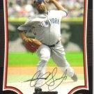 2009 Bowman  #28 C.C. Sabathia   Yankees