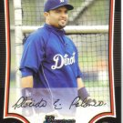 2009 Bowman  #36 Placido Polanco   Tigers