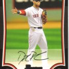 2009 Bowman  #38 Dustin Pedroia   Red Sox