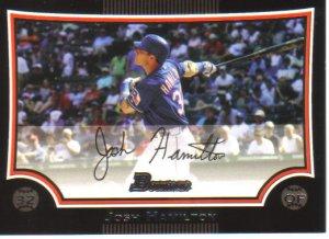 2009 Bowman  #54 Josh Hamilton   Rangers