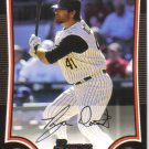 2009 Bowman  #81 Ryan Doumit   Pirates