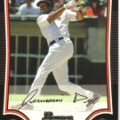 2009 Bowman  #108 Jermaine Dye   White Sox