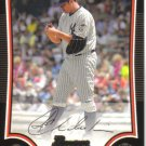 2009 Bowman  #110 Joba Chamberlain   Yankees