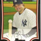 2009 Bowman  #124 Nick Swisher   Yankees