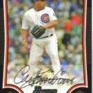 2009 Bowman  #131 Carlos Zambrano   Cubs