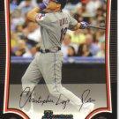 2009 Bowman  #132 Chris Davis   Rangers