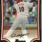 2009 Bowman  #138 Justin Upton   Diamondbacks