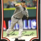 2009 Bowman  #145 A.J. Burnett   Yankees