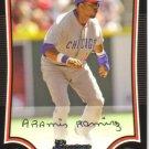 2009 Bowman  #163 Aramis Ramirez   Cubs