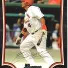 2009 Bowman  #187 Yadier Molina   Cardinals
