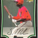 2009 Bowman  #207 Shairon Martis  RC  Nationals