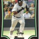 2009 Bowman  #208 Juan Miranda  RC  Yankees